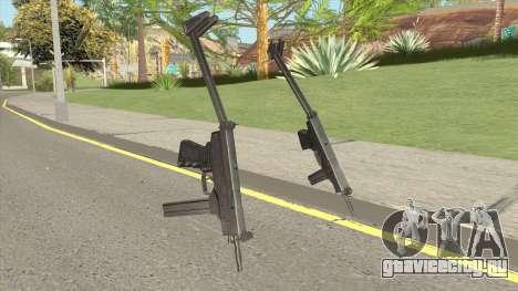 PP-91 Klin PDW для GTA San Andreas