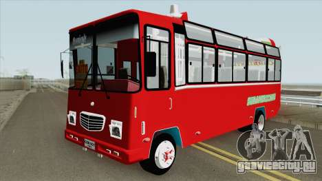 Buseta NPR Superior Colombiana для GTA San Andreas