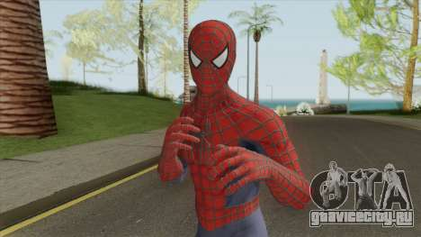 Spider-Man Raimi Trilogy (Marvel Spider-Man PS4) для GTA San Andreas