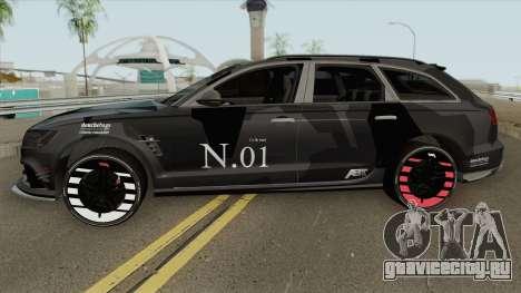 Audi RS6 (Phoenix And ABT) 2016 для GTA San Andreas