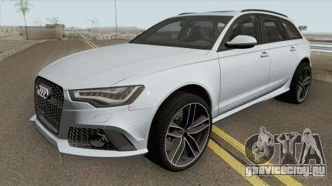 Audi RS 6 Avant 2015 для GTA San Andreas