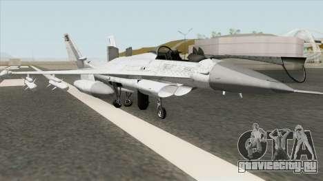 Jobuilt P - 996 LAZER V2 GTA V для GTA San Andreas