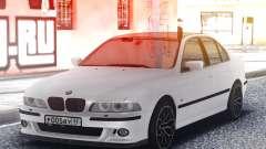 BMW M5 E39 Classic White для GTA San Andreas