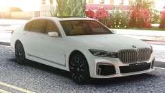 BMW 750Li xDrive для GTA San Andreas