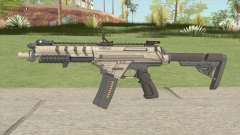 HBRA3 Assault Rifle для GTA San Andreas