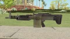 Battlefield 4 M60 для GTA San Andreas