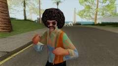 Hippie Skin V3 для GTA San Andreas