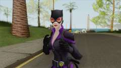 Catwoman The Princess Of Plunder V2 для GTA San Andreas