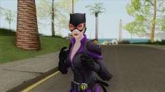Catwoman The Princess Of Plunder V2 для GTA San Andreas