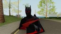 Batman Beyond Terry McGinnis V2 для GTA San Andreas