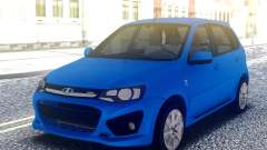 LADA Kalina Sport Blue для GTA San Andreas