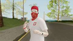 Polish Gang Skin V2 для GTA San Andreas