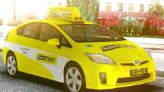 Toyota Prius Taxi для GTA San Andreas