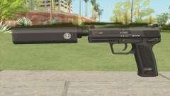 USP Pistol Suppressed (Insurgency Expansion) для GTA San Andreas