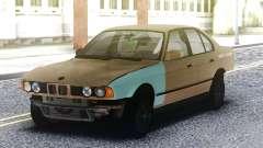 BMW 525 Crashed для GTA San Andreas