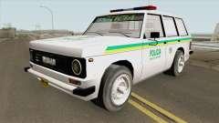 Nissan Patrol (Patrullas Colombianas) для GTA San Andreas