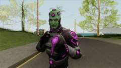 Brainiac: The Collector of Worlds V2 для GTA San Andreas