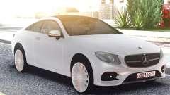 Mercedes-Benz E400 Coupe для GTA San Andreas