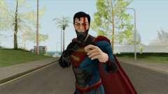 Cyborg Superman: Man-Machine Of Steel V1 для GTA San Andreas