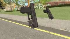 Glock 19 HQ (L4D2) для GTA San Andreas