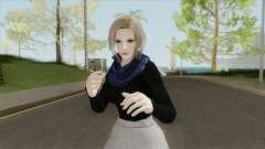Christie Casual V2 для GTA San Andreas