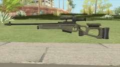 Battlefield 3 SV-98 V2 для GTA San Andreas