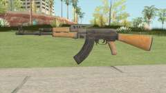 AK47 HR (Medal Of Honor 2010) для GTA San Andreas