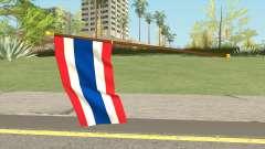 Thailand Flag для GTA San Andreas