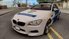 BMW M6 Magyar Rendorseg для GTA San Andreas