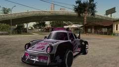 Porsche 911 Anime Edition для GTA San Andreas