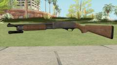 Pump Shotgun HQ (L4D2) для GTA San Andreas