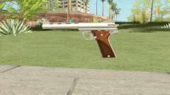 Pistol .44 (Automag) GTA IV EFLC для GTA San Andreas