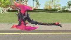 God King Darius Axe для GTA San Andreas