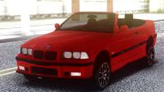 BMW M3 E36 Cabrio Coupe для GTA San Andreas