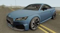 Audi TT RS Coupe 2019 для GTA San Andreas