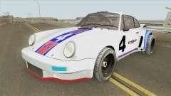 Porsche 911 Carrera RSR (Transformers G1 Jazz)