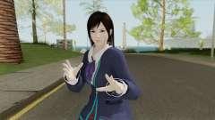 Kokoro School (Updated) Dead Or Alive 6 Costume для GTA San Andreas