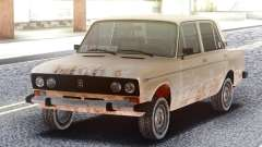 ВАЗ 2106 Старый и ржавый для GTA San Andreas