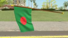 Bangladesh Flag Mod для GTA San Andreas