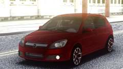 Renault Clio Red для GTA San Andreas