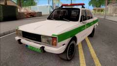 Ikco Paykan Police для GTA San Andreas