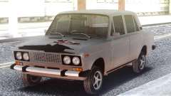 ВАЗ 2106 Ржавый Гоночный для GTA San Andreas