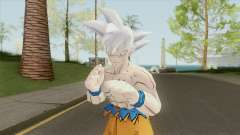 Goku (Ultra Instinct) V1 для GTA San Andreas