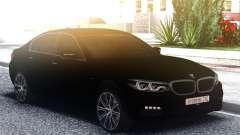 BMW 540i G30 Black для GTA San Andreas