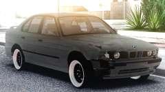 BMW E34 525i Битая для GTA San Andreas
