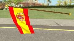 Spanish Flag для GTA San Andreas