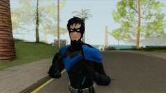 Nightwing Legendary From DC Legends для GTA San Andreas