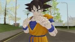 Goku Costume Logo для GTA San Andreas