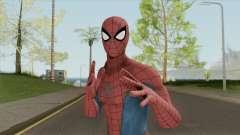Spider-Man Suit Classic - Spider-Man PS4 для GTA San Andreas