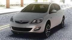 Opel Astra Хэтчбек для GTA San Andreas